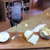 Wine And Goat Cheese