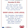 GIVING TUESDAY